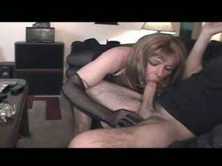 seks oral, crossdresser, pakaian dalam