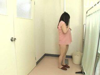 일본의, 큰 가슴, 아기