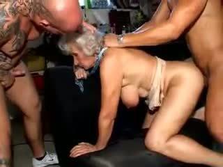 할머니 norma: 무료 성숙한 포르노를 비디오 a6