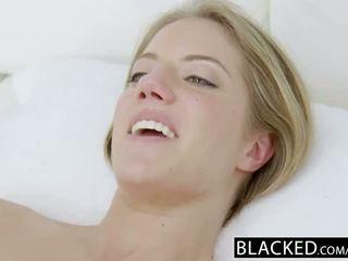 Blacked candice dare bokong kacau oleh besar hitam kontol
