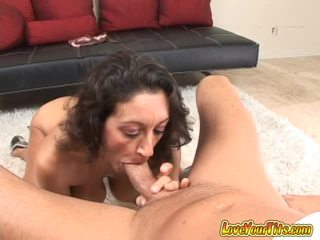 Brunette Slut Persia Monir Pov Cocksucking