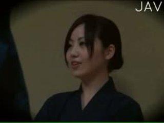 japonijos, voyeur, masažas