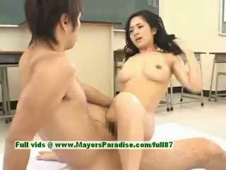 Sora aoi caldi ragazza sexy giapponese studente gets un difficile scopata