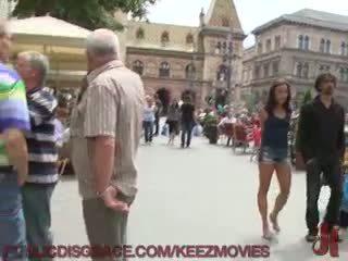 Europäisch urlaub erniedrigung