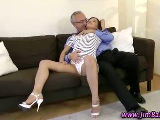 masturbating, old, british