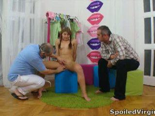 Spoiled virgins: rusya dalagita has kanya bata virgin puke checked.