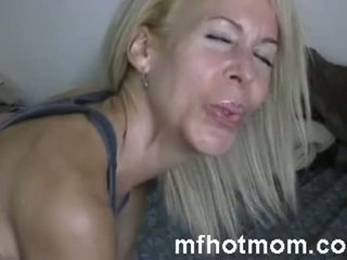porno, kypsä, äiti