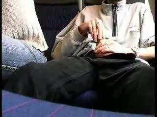 Avalik rong suhuvõtmine video