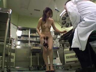 masturbando, boquete, hospital