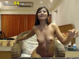 brunette, masturbation, amateur