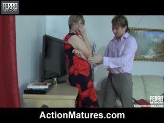 Hot Action Matures Vid Starring Sara, Amelia, Leonora
