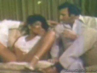 vintage tits busty, šviesą pornografija, retro seksas
