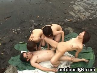 Arisa Kanno Asian Babe And Friends