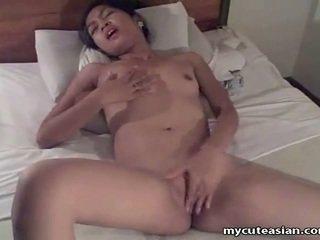 Amatir asia rumaja gets fucked close up