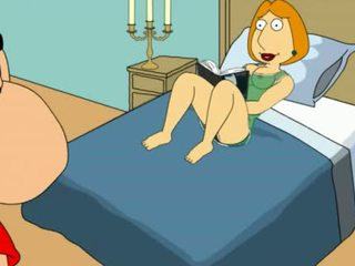 Family Guy Porn Fifty shades of Lois