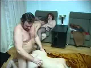 Pere incest seks orgia