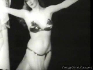 Klassinen striptease