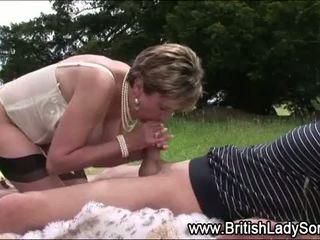 nominale grote borsten meest, brits plezier, pijpbeurt zien