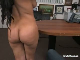 Booty Ada Sucks Cock Of Her Boyfriend In Their House