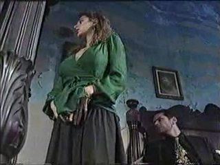 סקסי חתיכה ב קלאסי פורנו סרט 1