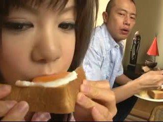 Shino nakamura - japorno rakad tonårs creampie