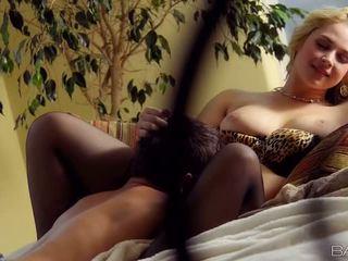 alle enorme lul vol, controleren horny mooi, blond online