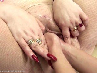 lesbiche, grannies, matura