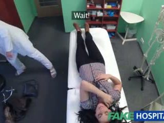 Fakehospital horký tetování pacient cured s těžký kohout léčba video