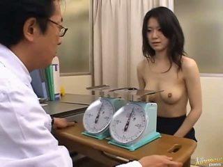 Japonez av model draguta birou fata