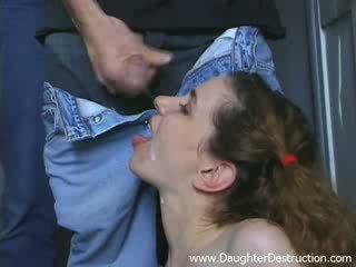 Dcéra destruction - dp scéna