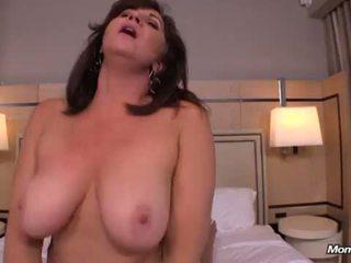 cougar, big tits, busty milf