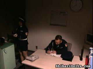 뜨거운 shibari dolls mov starring
