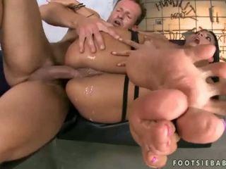 Erica fontes πόδι μασάζ και σεξ