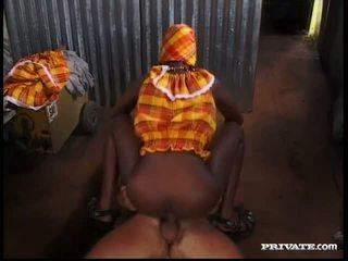 Afrikaans koningin anaal