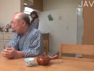 giapponese, vecchio + giovane, teenager