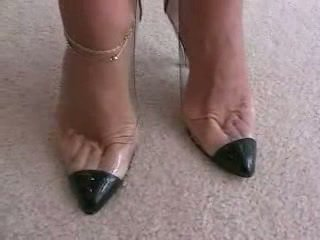 високі каблуки, фут фетиш, футджоб