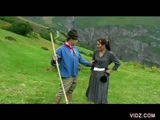 Švajčiarske mountains súložiť fest