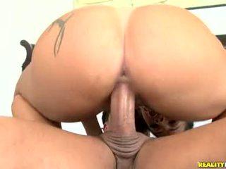 hardcore sex, big dick, masseur