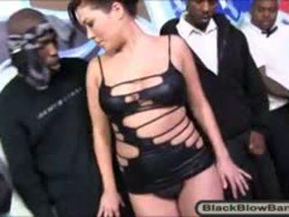 Lusty huge boobs asia london keyes sucks off ireng dicks