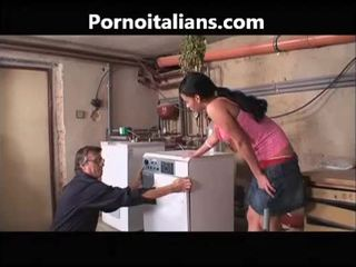 Italian porn videos - idraulico scopa casalinga troia italian italian italian