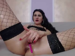 Abkhazian Chik from Moscow in the Ass Insert a Big.