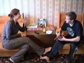 Büyük sister teaches kardeş