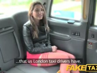Faketaxi Knee High Boots in Fishnet Lingerie