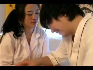 Glorious vip coreana pechugona en brothel