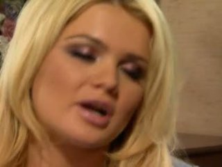 blondínky, blowjob akcie, cock sucking