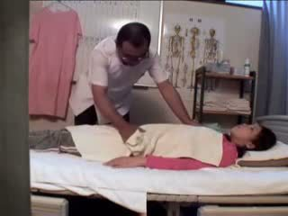 Woman get a massage and a fuck III (as...