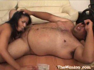 Cockhungered aliana amor meets o minion