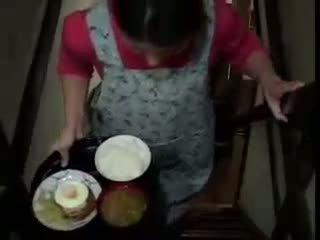 Animemask matka: volný cosplay porno video