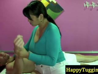 ממשי תאילנדי masseuse playthings קרוב ל zonker