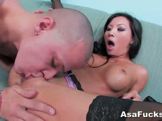 filem seks asia, tindakan blowjob asia, asia cock sucking
